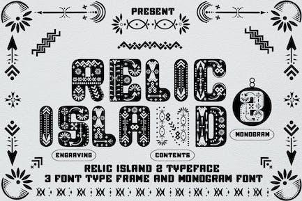 Relic Island 2