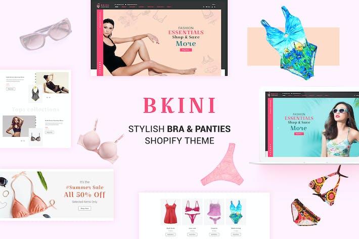 Thumbnail for Bkini - Bikini Shopify Thème