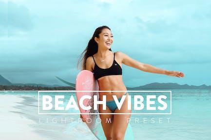 10 Beach Vibes Lightroom Preset