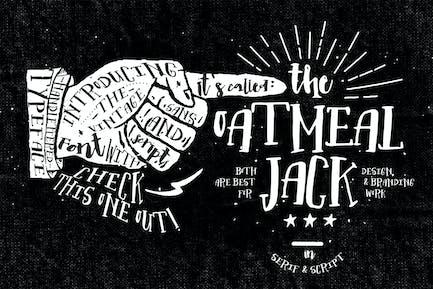 Jack à l'avoine