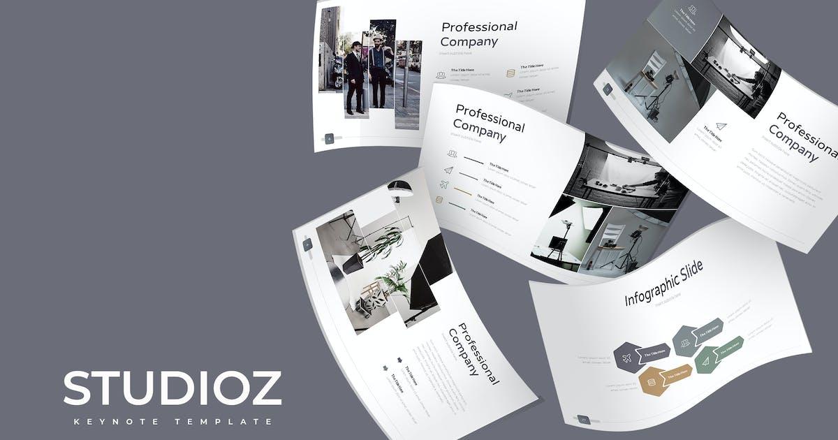 Download Studioz - Keynote Template by aqrstudio