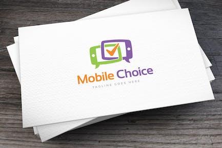 Mobile Choice Logo Template