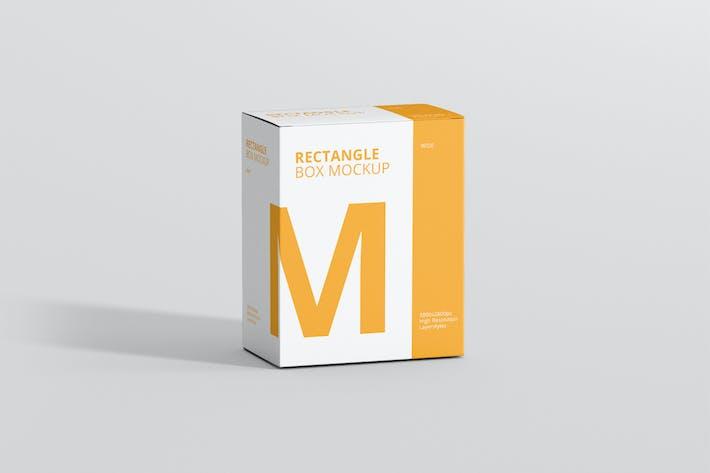Thumbnail for Box Mockup - High Rectangle Big Size