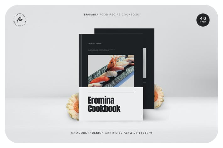 Thumbnail for Eromina Food Recipe Cookbook