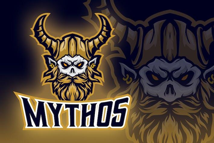 Thumbnail for Dead Viking Esport Logo