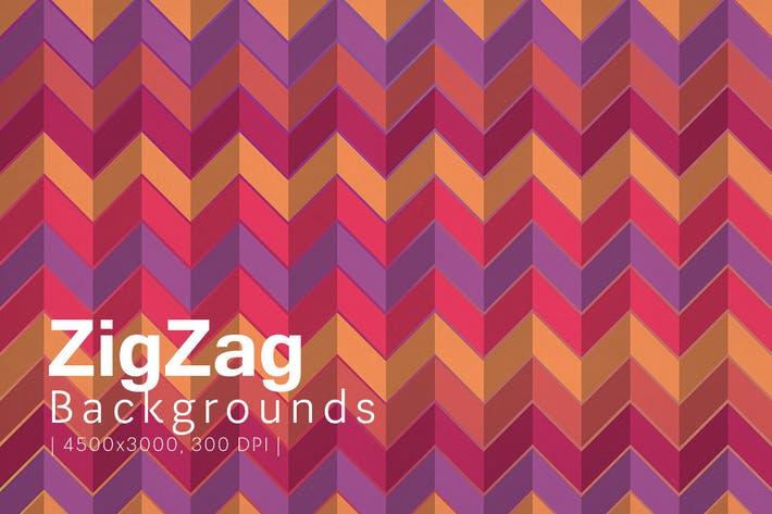 Thumbnail for ZigZag Backgrounds