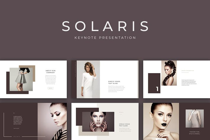 Thumbnail for Solaris Keynote Presentation