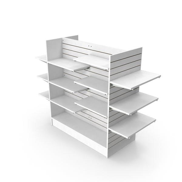 Thumbnail for Slat Wall Shelves