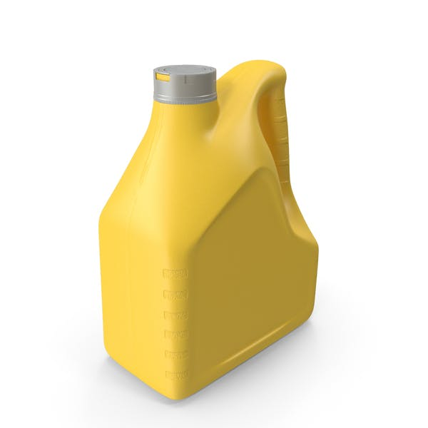 Бутылка автомобильного масла 4L