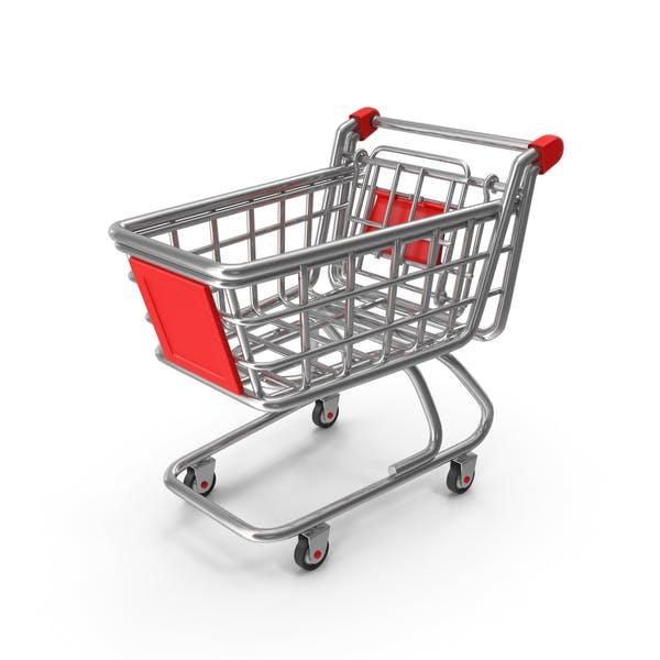 Cartoon Shopping Cart