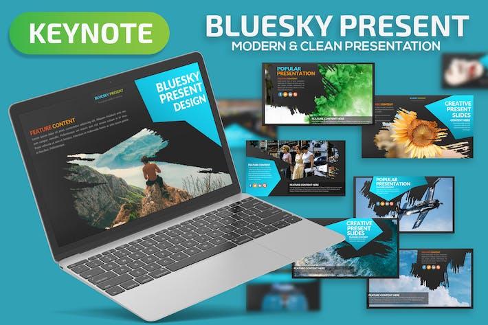 Thumbnail for Bluesky Keynote Presentation