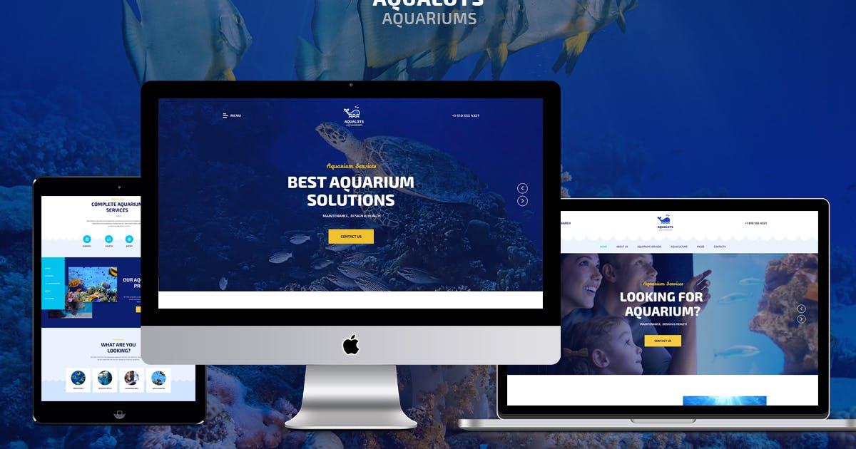 Download Aqualots by ThemeREX