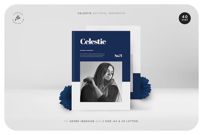 Thumbnail for Celestie Editorial Imagebook