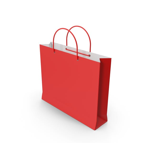Thumbnail for Red Shopping Bag