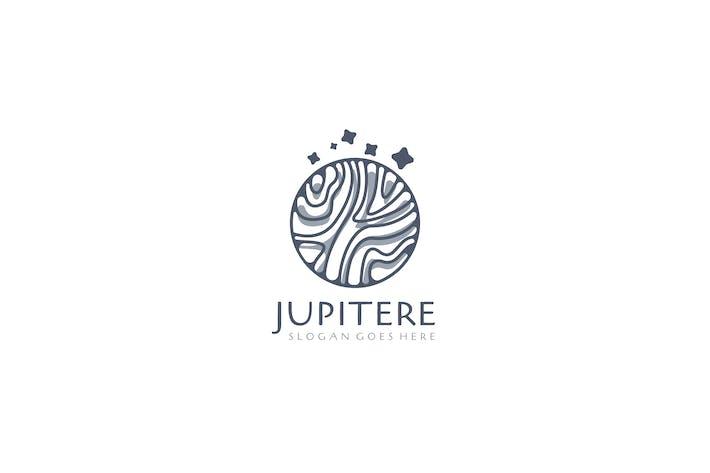 Thumbnail for Jupiter Planet Logo