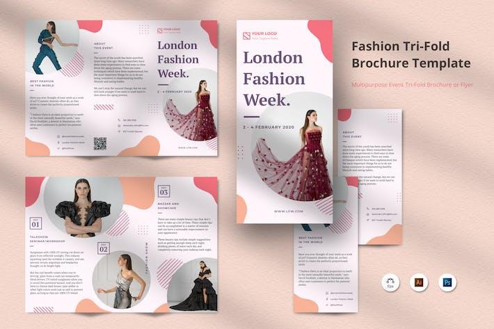 Thumbnail for Fashion Flyer Liquid Style