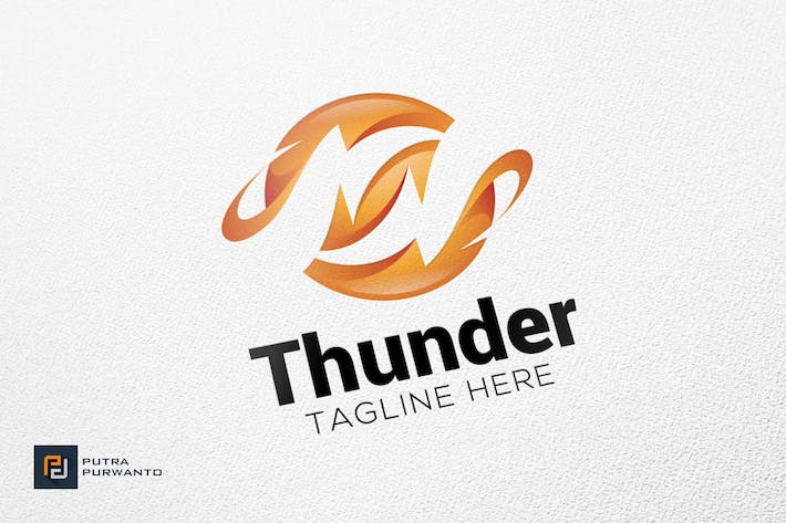 Thumbnail for Thunder - Logo Template