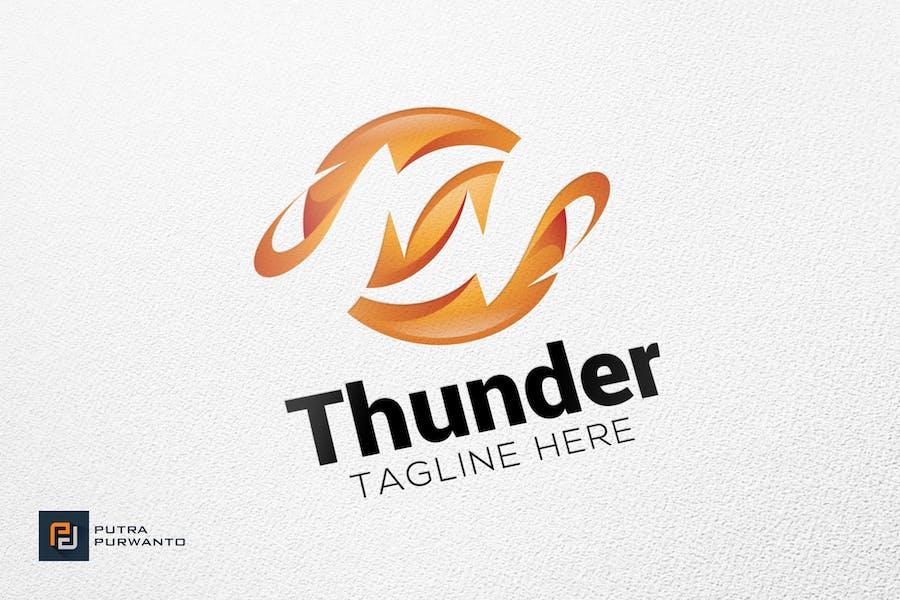 Thunder - Logo Template