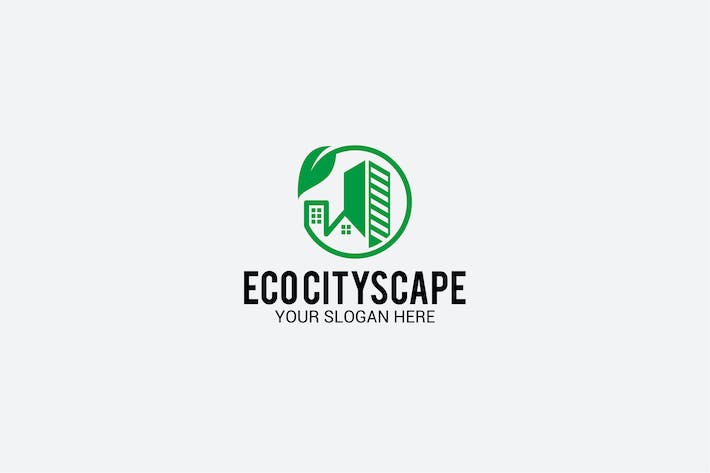 Cover Image For eco cityscape