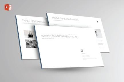 ULTIMATE - Multipurpose Powerpoint Template V2