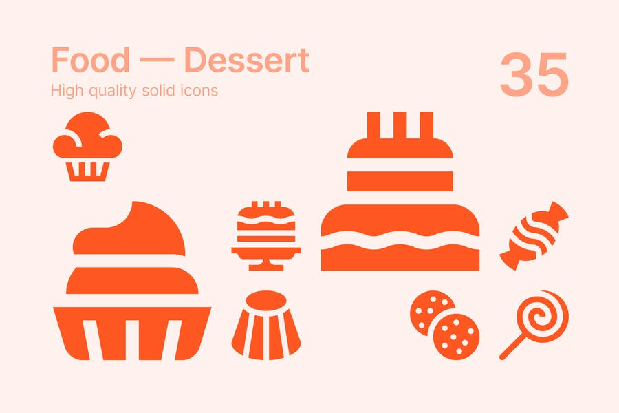 Essen — Dessert