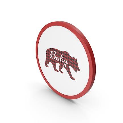 Icon Baby Bear