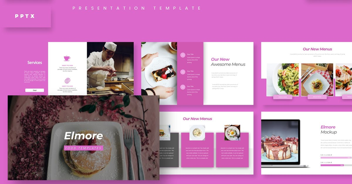 Download Elmore - Presentation Template by aqrstudio