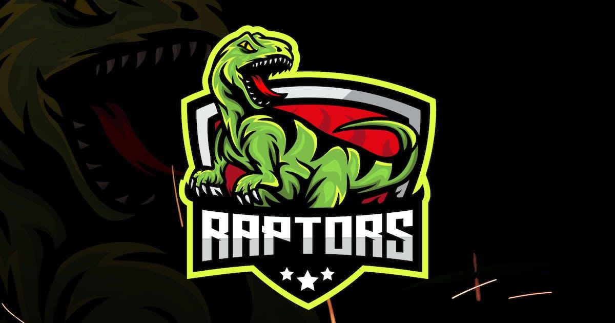 Download Raptors Esports - Mascot & Esport Logo by Bewalrus