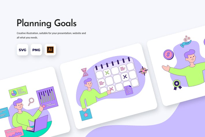Thumbnail for Planning Goals Strategy