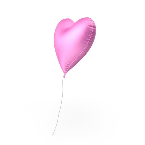 Thumbnail for Foil Balloon Heart