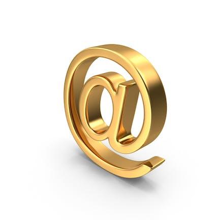 Gold At Symbol