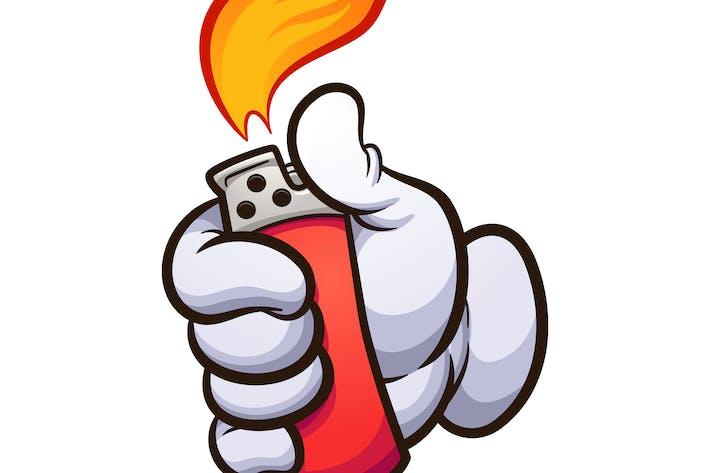 Thumbnail for Cartoon-Feuer