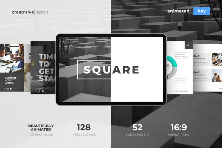 Square Animated Keynote