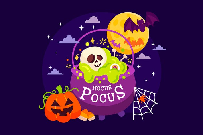 Thumbnail for Hocus Pocus Halloween