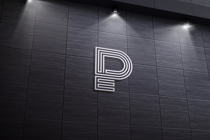 Thumbnail for Parlour P Letter Logo