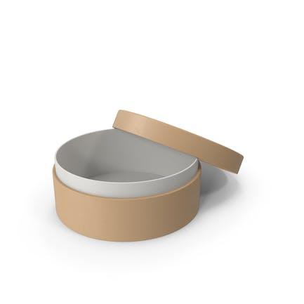Cardboard Ring Package Opened