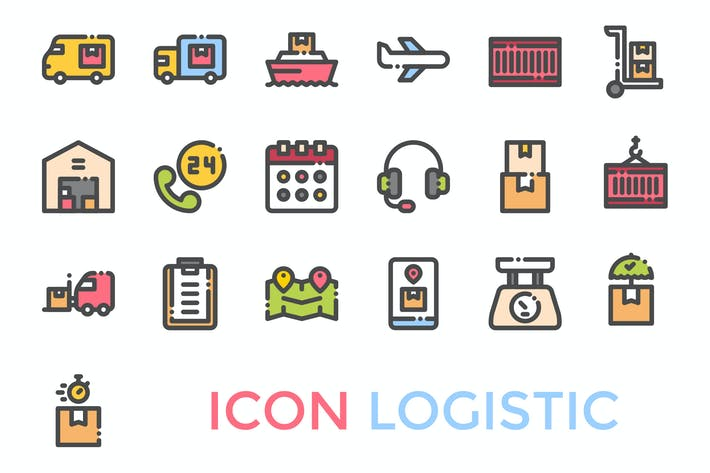 Thumbnail for Logistics Icon