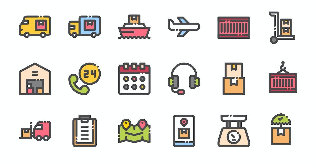 Download Logistics Icon by vintagio