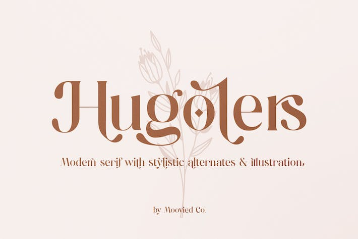 Thumbnail for Hugolers Stylish + Floral