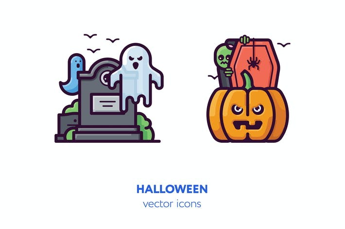 Cover Image For Halloween icons