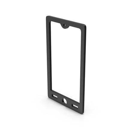 Symbol Smart Phone Black