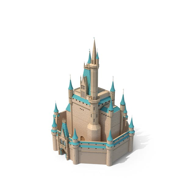 Thumbnail for Fantasy Castle