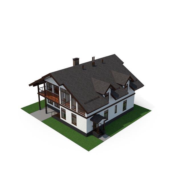 Thumbnail for Modern House