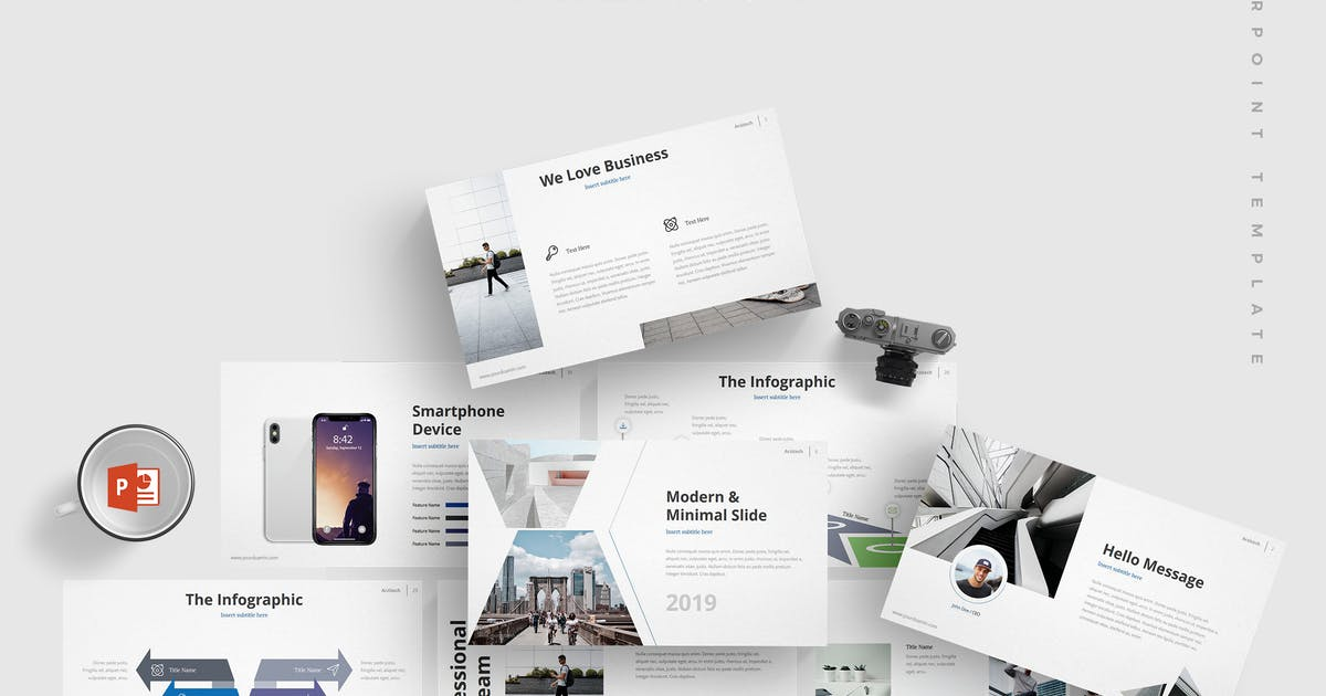 Download Arzitech - Powerpoint Template by aqrstudio
