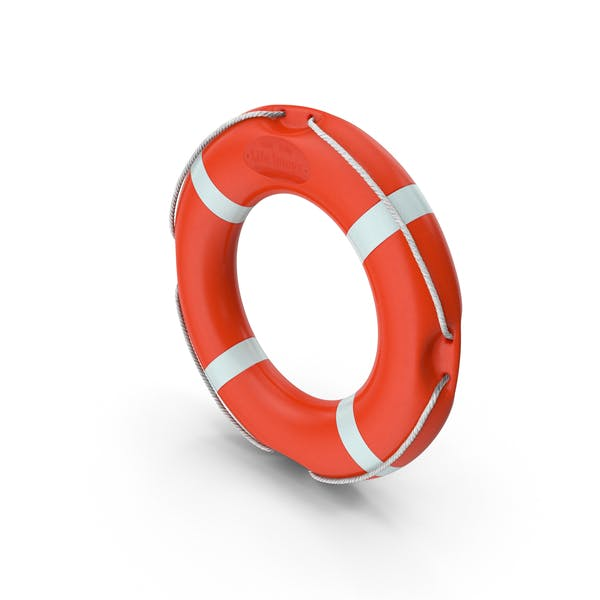 Thumbnail for Life Saving Buoy