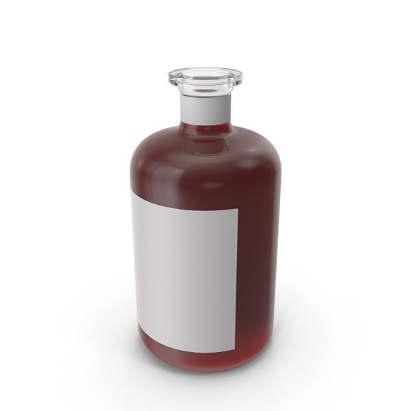 Бутылка рома