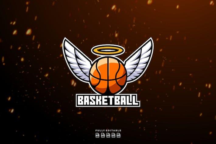 Basketball Champion Logo