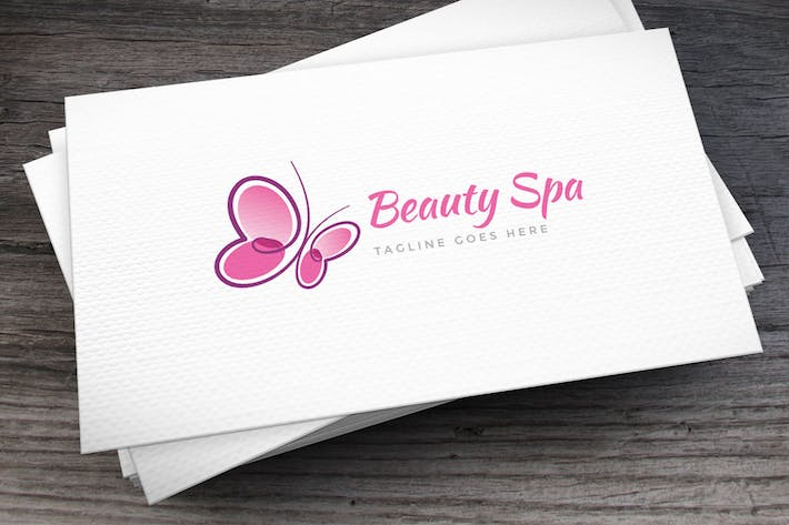 Thumbnail for Tender Beauty Logo Template