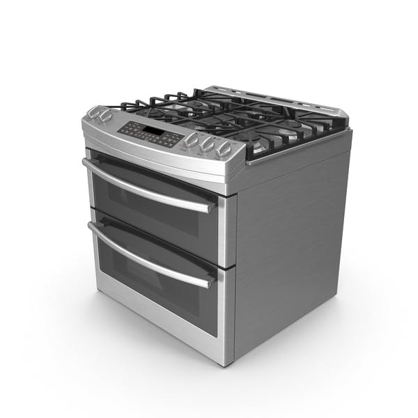 Cover Image for Gas Oven Range