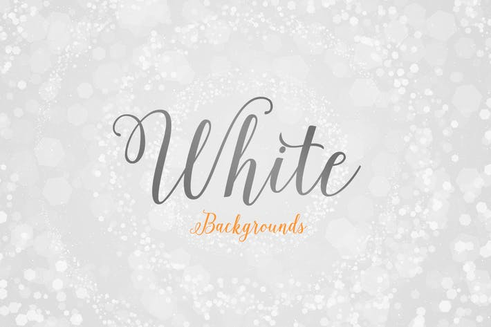 Thumbnail for White Abstract Backgrounds